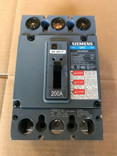 25A CHNT Double Pole AC230//400V Circuit Breaker Din rail mounting New