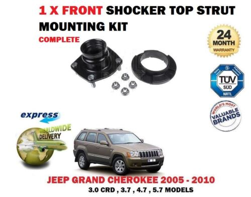 FOR JEEP GRAND CHEROKEE 3.0TD 4.7 5.7 2005-2010 FRONT SHOCKER ABSORBER TOP MOUNT