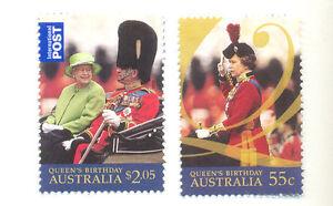 Australie-queen Anniversaire (2009) Neuf Sans Charnière 3185-6 - Royalty-n Birthday (2009)mnh 3185-6- Royaltyfr-fr Afficher Le Titre D'origine Vente En Ligne Du Dernier ModèLe En 2019 50%