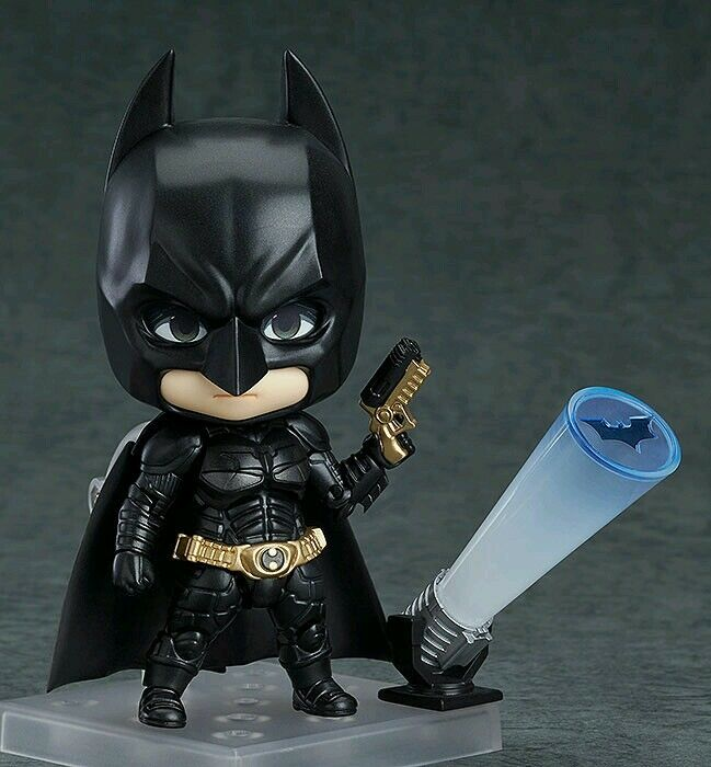 Nendoroid Batman  Hero's Edition No. 469 C   Goodsmile Shop Bonus