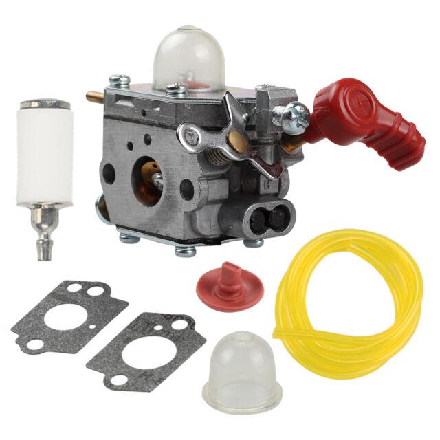 Carburetor For Sear Craftsman String Trimmer 27cc Weed Eater Carb Mtd 753 06288