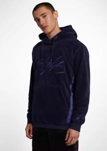 0b16dbeab86 Nike MEN'S Jordan Sportswear WINGS OF FLIGHT Sherpa Fleece Hoodie ...