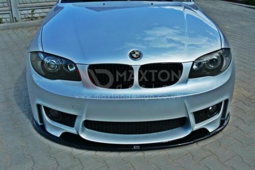 Front Splitter pour BMW MK1 E87 M-Design 2004-2008