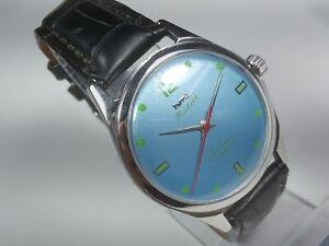 Vintage-Hmt-Pilot-Mechanical-Hand-Winding-Movement-Mens-Analog-Wrist-Watch-C202