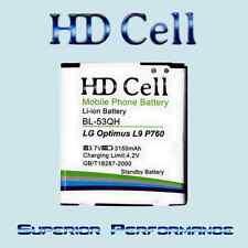 ★HD Cell batterie★ LG Optimus 4 P880 / L9 P760 / F5 P875 / Opt LTE 2 - BL-53QH
