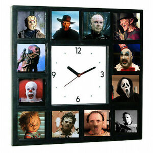 Horror Movie Jason Freddy Kruger Pinhead Chucky Michael ... Freddy Krueger Vs Jason Vs Chucky Vs Scream Vs Michael