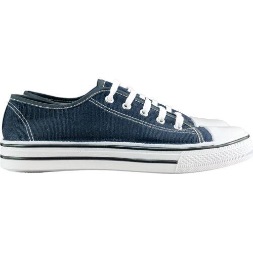 Freizeitschuhe Arbeitsschuhe TRAMPER Sneaker Dunkelblau Gr.36-47 NEUWARE TOP