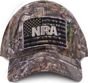 NRA-Realtree-American-Flag-Smooth-Operator-Camo-Hat-Cap