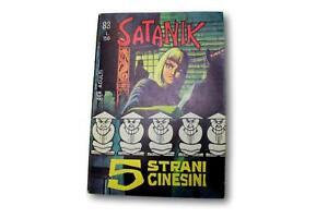 SATANIK-ORIGINALE-EDIZIONI-CORNO-N-83-SK-083