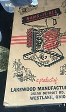 Vintage Charcoal Grill