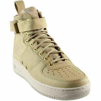 Nike Mens Special Field SF Air Force 1 Mid Boot 917753 200 UK 9 Mushroom | eBay
