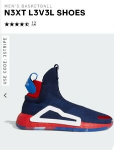 Details about Marvel Avengers x Adidas Next Level Basketball Shoes Captain America(EF2257)