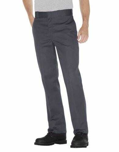 Dickies Mens Original Fit 874 Work Pant Charcoal Classic Work Uniform All Sizes