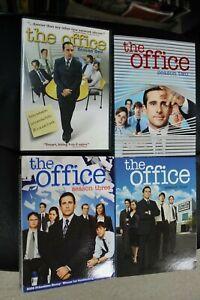 The Office Dvd Sets Seasons 1 2 3 4