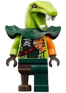 LEGO NINJAGO Armor Clancee minifigure From Set 70594 new