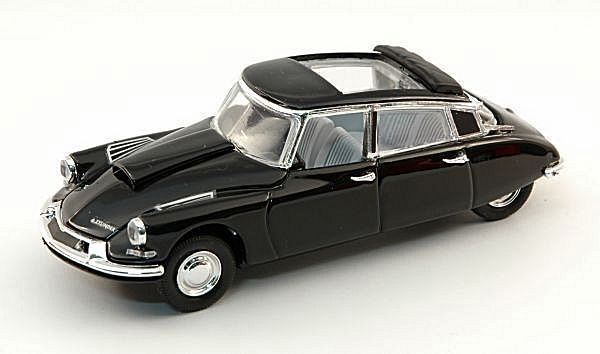 Citroen DS 19 'Squalo' 1960 nero 1 43 Model rio4113 río