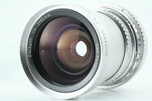 Exc-condition-Hasselblad-Carl-Zeiss-Distagon-C-50mm-f-4-Silver-From-Japan