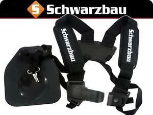 Tragegurt-Doppel-Schultergurt-Freischneider-fuer-Motorsense-Rasentrimme
