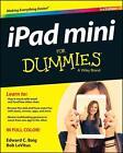 IPad mini For Dummies von Edward C. Baig und Bob LeVitus (2015, Taschenbuch)