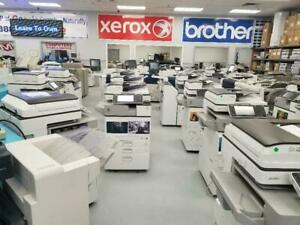 $35/month Canon imageRUNNER Ricoh Xerox HP Color Office Copier Print Copy Scan used Copiers Printers SALE BUY LEASE RENT Ontario Preview
