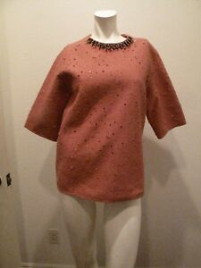 3-1-PHILLIP-LIM-SHORT-SLEEVE-CUT-OUT-JEWELED-NECK-PINK-TOP