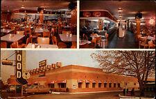 New Castle Delaware Amerika USA Mehrbild AK 1955 datiert Clementines Cafeteria