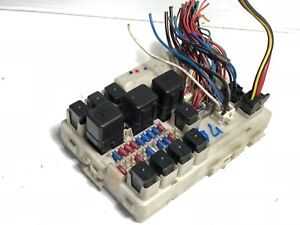 Details about 2003 - 2006 Nissan Altima Fuse Box Relay Control Module on