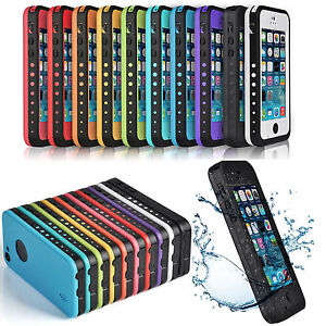 iphone 5c waterproof case waterproof shockproof for apple iphone 5c fits 14716