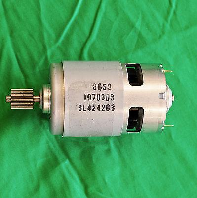 Peg Perego 24 Volt Upgraded Motor Polaris Ranger RZR 800/850 Sportsman Twin