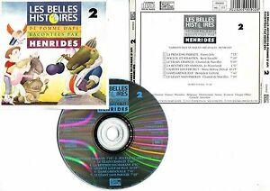 Henri-DES-034-Les-belles-histoires-de-Pomme-d-039-Api-2-034-CD