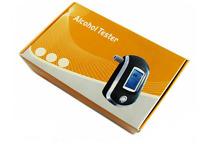 AT6000 Portable Analyzer Police Digital Breath Alcohol Tester  Breathalyzer