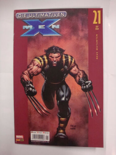 X-Men Die ultimativen X-Men Heft 21 sehr gut Panini Wolverine