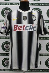 Maglia-calcio-DEL-PIERO-JUVENTUS-TG-M-11-12-shirt-trikot-maillot-jersey-camiseta