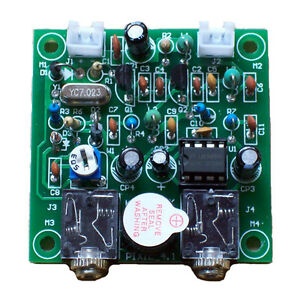 HAM-RADIO-7-023-7-026MHz-QRP-PIXIE-4-1-Transmitter-Receiver-DIY-Kit-Buzzer-ZY