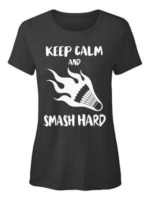 Herrlich Badminton Fan Tee Standard Women's T-shirt