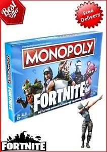 Monopoly Fortnite Edition Board Game Same Day Dispatch Ebay