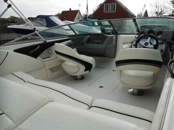 Monterey 194FS SOLGT.., Motorbåd, Volvo Penta