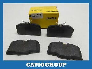 Pills Front Brake Pads Pad For MERCEDES Class S C126