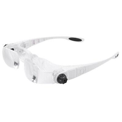 2x 1 5x 3 8x Zoom Handy Brille Lupe Brille Lupe Handy Bildschirm Lupe Mit H6a7 Ebay