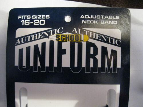 2 Boys Neck Ties tie Navy Blue New School Uniform  4 5 6 7 8 10 12 14 16 18 20