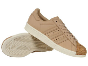 Zu Originals Details Superstar Cork Sneakers Shoes Trainers Everyday Leather 80s Adidas QCthdsr