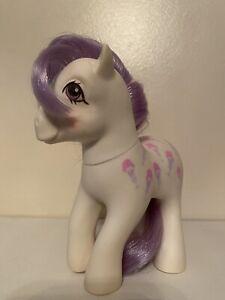 **Vintage VTG 1980s My Little Pony G1** Satin Slipper Sweet Shoppe Scoops