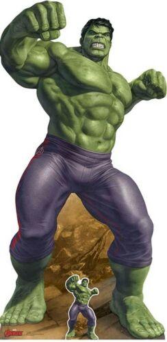 190 cm Stand Up - Marvel Legends Hulk Comic Version Avengers Pappaufsteller
