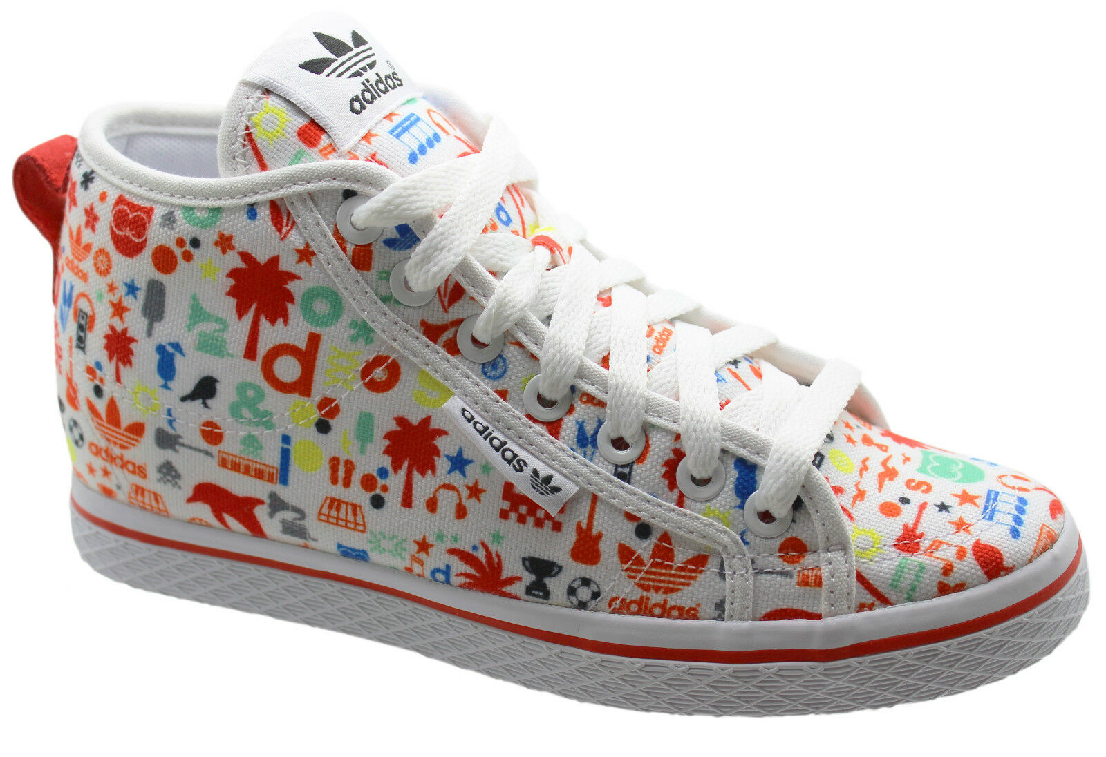 Adidas Originales Miel Up W Graffiti Graffiti Graffiti Cuña Zapatillas Zapatos para mujeres B34043 U38  tomar hasta un 70% de descuento