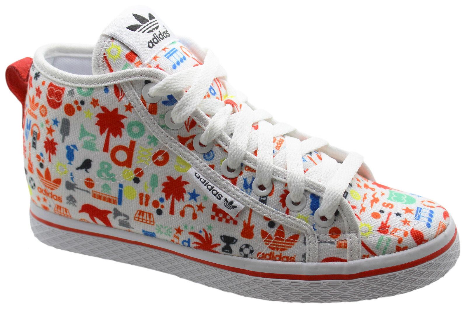 Adidas Graffiti Originales Miel Up W Graffiti Adidas Cuña Zapatillas Zapatos para mujeres B34043 U39 a39be6