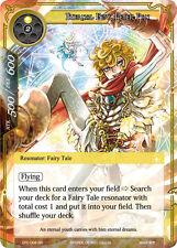 Force of Will TCG  x 1 Eternal Boy, Peter Pan [CFC-004 SR (Textured Foil)] Engli