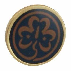 World-Girlguiding-Mini-Metal-Pin-badge