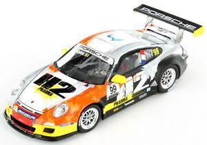 Porsche 911 (997) Gt3 Kevin Est 2013 Coupe Carrera France 1/43 - Sf072