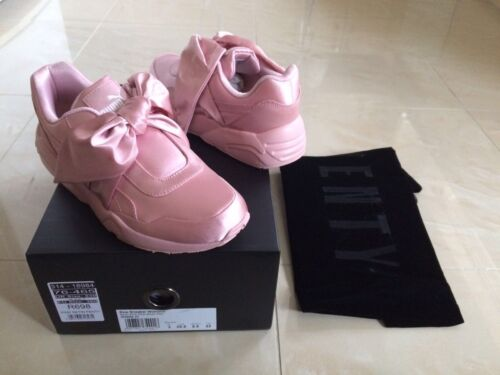 Pink Nuovo 3 Bow Sizes Sneaker Rihanna Puma Trainer Uk 5 All 4 Fenty 5TRw7Tq1g