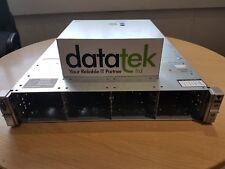 HP DL380E G8 2U RACK SERVER - 2x E5-2450L, 16GB, P420/1GB FBWC, 2x PSU, 14x LFF